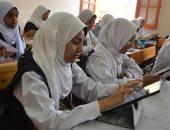 11232طالبا يؤدون امتحان الصف الأول الثانوى بشمال سيناء و الاسماعيلية