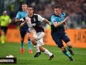 ملخص وأهداف مباراة يوفنتوس ضد أتالانتا في الدوري الإيطالي