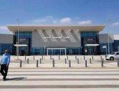 """صور.. 20 معلومة عن مطار """"العاصمة الإدارية"""" المقرر افتتاحه قريبا"""