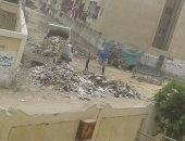 القمامة بجوار مدرسة ابتدائية والمنازل.. شكوى أهالى أبو المطامير بالبحيرة