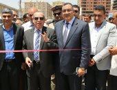 صور.. محافظ كفر الشيخ يفتتح كوبرى ميت يزيد الجديد بتكلفة 7.5 مليون جنيه