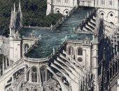 بينها حمام سباحة.. تعرف على التصاميم المقترحة لترميم هيكل كنيسة نوتردام