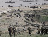 75 سنة على انتصار الحلفاء فى الحرب العالمية الثانية وعملية نورماندى (صور)