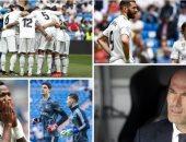 5 نقاط تُقيم موسم ريال مدريد الكارثى.. فيديو