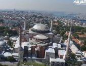 """وأن المساجد لله ..""""آيا صوفيا"""" من كاتدرائية إلى مسجد ومتحف للأديان"""