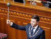 البرلمان الأوكرانى يوقع قانونا يتيح سحب الثقة من رئيس الدولة