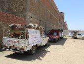 """صور .. منظمة """"الفاو"""" تسلم 60 مشروعاً إنتاجياً للأسر غير القادرة بكوم أمبو"""