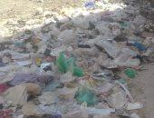 اضبط مخالفة.. سكان السنانية بدمياط يشكون من تراكم القمامة (صور)
