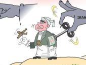 أيادى ايران الإرهابية تعبث بأمن الخليج