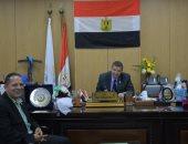 """رئيس جامعة دمياط يوقع عقد مشروع بحثى بعنوان """"الصيانة الخضراء للتراث الثقافى فى مصر"""""""