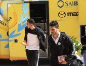 لاعبو الإسماعيلى يصلون الإسكندرية استعدادا للقاء الأهلى