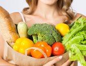 تناول الخضروات يقى الرجل من أمراض القلب والسمنة