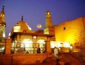 """صور.. مسجد أبوالحجاج الأقصرى"""" يتلألأ بروحانيات شهر رمضان"""