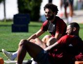 محمد صلاح: متحمسين لنهائى الأبطال واكتسبنا خبرات من الموسم الماضي