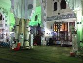 """حكاية مسجد..جامع """"أبو بكر الصديق"""" قبلة المصلين فى رمضان بالإسماعيلية (صور)"""