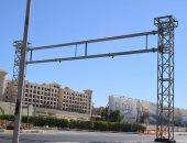 صور .. احذر أنت مراقب .. محافظة البحر الأحمر تركب 433 كاميرا بشوارع الغردقة