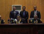 """إحالة أوراق 6 متهمين فى """"لجان المقاومة الشعبية"""" للمفتى.. والحكم 19 يونيو"""