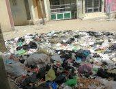 تراكم القمامة حول المنازل فى أبو كبير شرقية.. ومطالب بإزالتها