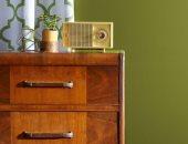 ما العلاقة بين طلاء الجدران باللون الأخضر وارتفاع درجات الحرارة؟