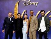 """ويل سميث ومينا مسعود يتألقان بالعرض الأول لفيلم """"علاء الدين"""" فى لوس أنجلوس"""