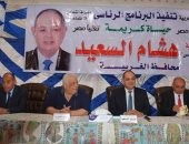 محافظ الغربية: 350 ألف جنيه لقرية ميت حبيب ضمن مبادرة حياة كريمة