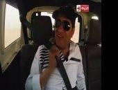 أحمد شيبة ينهار فى مقلب برنامج هانى فى الألغام