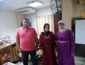 فيديو وصور.. كفاح شقيقتين من محو الأمية إلى بكالوريوس الخدمة الاجتماعية بسوهاج