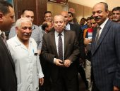 افتتاح وحدة العناية المركزة بمستشفى مطوبس فى كفر الشيخ بـ8 ملايين جنيه
