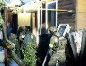 إحباط هجوم إرهابى فى جمهورية قبردينو بلقاريا الروسية
