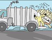 القضاء على التطرف فى كاريكاتير الجزيرة السعودية
