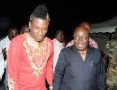 رئيس غانا يأمر أسامواه جيان بإلغاء قرار الإعتزال الدولى
