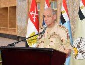 وزير الدفاع: مستمرون فى التصدى لأى محاولات تستهدف المساس بأمن مصر القومى