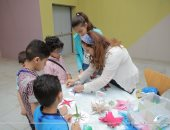 ورش عمل للأطفال والنشء بمتحف الآثار بمكتبة الإسكندرية