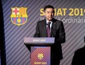 رئيس برشلونة يدعم فالفيردى قبل نهائى كأس ملك إسبانيا