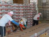 الإمارات تقدم مساعدات لإغاثة متضررى الفيضانات فى ولاية الجزيرة السودانية