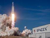 الداعم الصاروخى Falcon 9 الأكثر استخدامًا فى SpaceX يعود للأرض