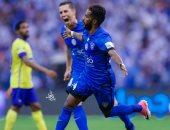 نواف العابد خارج قائمة الهلال ضد أبها فى الدوري السعودي