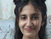 طالبة بأسوان تفوز بجائزة منظمة الصحة العالمية بلوحة مميزة عن النوبة
