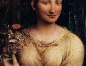 شاهد لوحة مساعد دافنشى تعرض لأول مرة بعد فحصها بالأشعة الحمراء