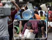 أزمة فنزويلا.. البوليفار يخرج عن السيطرة والاقتصاد يوصل النزيف.. مادورو يلجأ للتقشف وترشيد الإنفاق العام.. معاناة المواطنين تتوالى.. والتضخم يواصل تحطيم الأرقام القياسية.. وثلاثة ملايين شخص يغادرون للبلاد