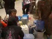 أهالى منطقة 247 عمارة بـ6 أكتوبر يشكون عدم انتظام المياه