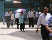الطقس اليوم مائل للحرارة بالقاهرة والعظمى 29 درجة ونشاط للرياح ببعض المناطق