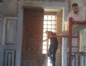 متى يتم الانتهاء من ترميم وصيانة مسجد سارية الجبل بقلعة صلاح الدين؟