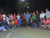 صور.. جامعة الفيوم تحتفل باليوم العالمي للشباب الأفريقي