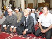 محافظ المنوفية يشهد الاحتفال بذكرى غزوة بدر بشبين الكوم