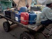 """""""3 ساعات فقط"""".. شكوى من عدم انتظام ضخ المياه فى صقر قريش بمحافظة القاهرة"""