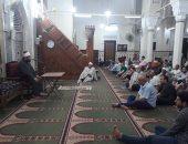 """""""أوقاف سوهاج"""" تحذر من الاعتكاف فى المساجد الغير مصرح بها"""