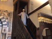 خطيب الجامع الأزهر: القرآن يهيئ النفوس لمجابهة الشدائد ويمنح الإنسان عزيمة