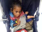 صور.. التدخل السريع ببورسعيد ينقذ طفلتين من الموت والتسول فى الحرارة المرتفعة