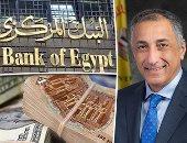 بلومبرج: الجنيه المصرى أحد أفضل العملات العالمية أداء خلال العام الجارى